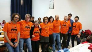 Riunione coordinamento R29A a Napoli, 5-2-2016